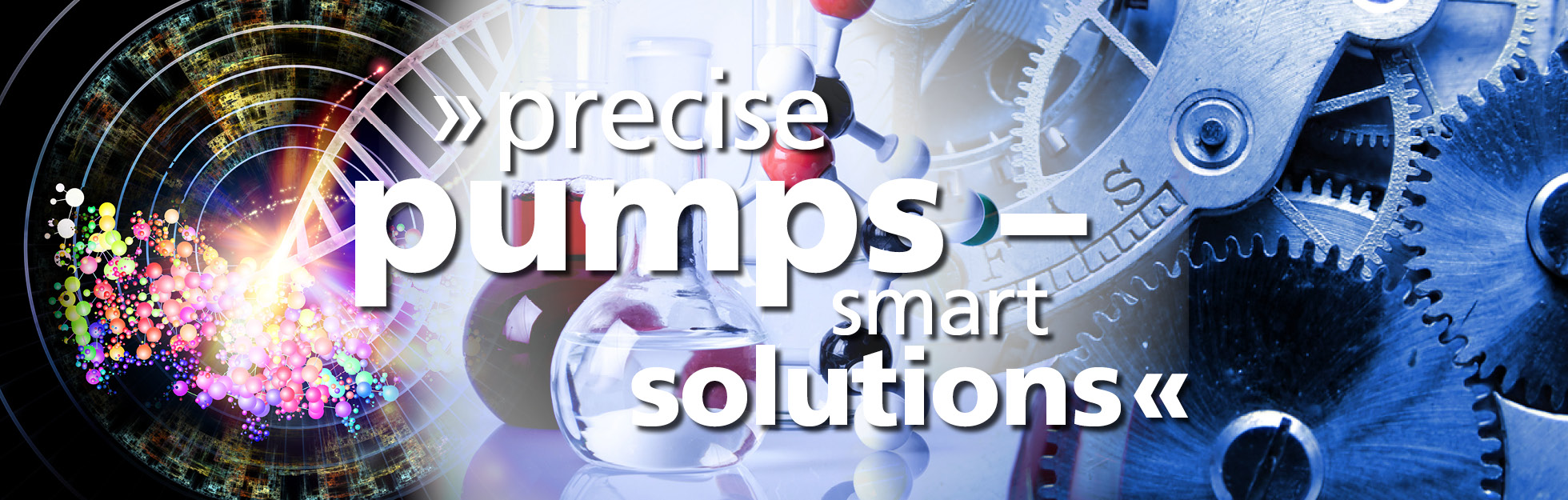 precise pumps - smart solutions HNP Mikrosysteme